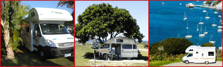 Campervans New Zealand